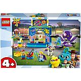 Конструктор LEGO Toy Story 4 10770: Парк аттракционов Базза и Вуди