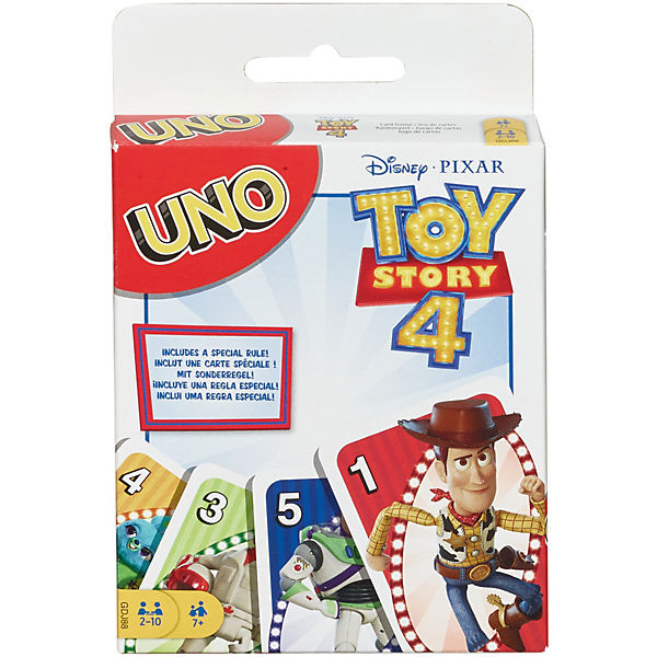 Mattel Games UNO Toy Story 4