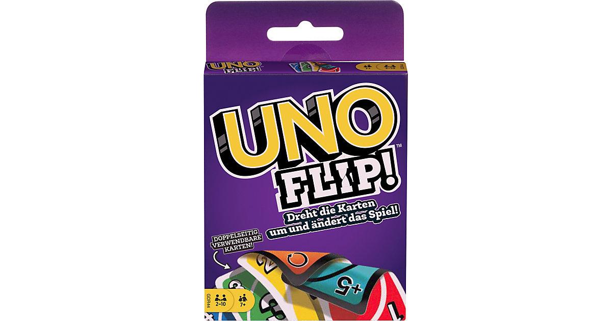 Image of Mattel Games UNO FLIP!