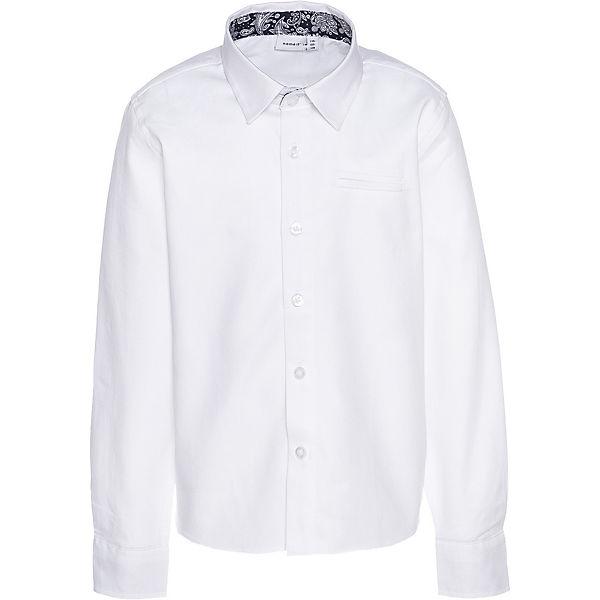 Рубашка Name it для мальчика