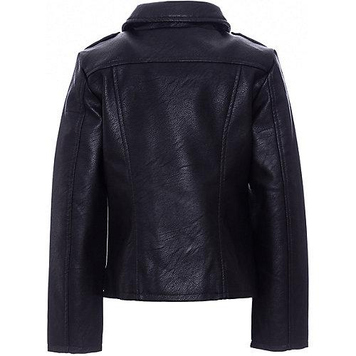 Кожаная куртка Name It - черный от name it