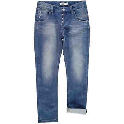 0605390634 Jeans NKMBABU Baggy Fit für Jungen, Bundweite SLIM, Organic Cotton ...