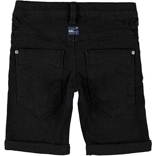 Шорты Name It - черный джинсовый от name it