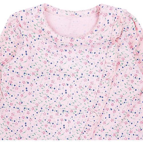 Платье Name it - блекло-розовый от name it