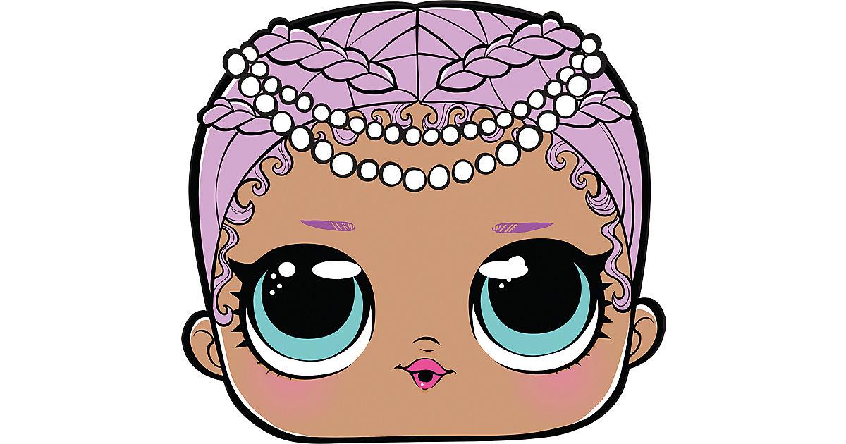 Maske L.O.L. Surprise Merbaby Mädchen Kinder