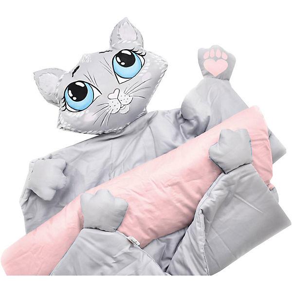 """Плед Ligra """"Кошечка"""", 100x150 см"""