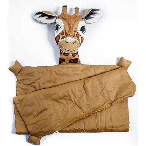 """Плед Ligra """"Жираф"""", 100x150 см от Ligrasweethome"""