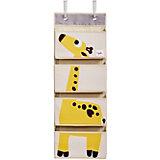 Органайзер на стену 3 Sprouts Жираф