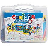 """Набор для рисования Carioca """"Back to School"""" Fantasy, 97 предметов"""