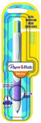 """Шариковая ручка Paper Mate """"Quatro"""", 4 цвета в одной ручке"""