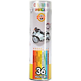 Набор цветных карандашей KOH-I-NOOR, 36 цветов