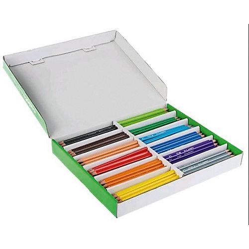 """Набор цветных карандашей Carioca """"Tita"""" 144 шт., 12 цветов от Carioca"""