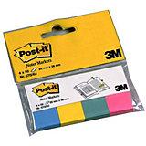 """Закладки для страниц """"Post-It Index"""" бумажные, 4 неоновых цвета"""