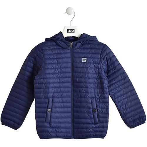 Демисезонная куртка iDO - pink/gelb от iDO