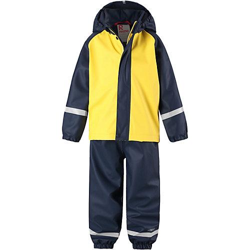 КомплектJoki Reima: куртка и полукомбинезон - сине-жёлтый от Reima
