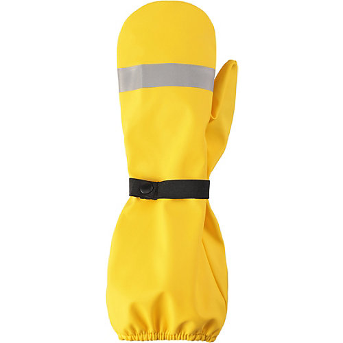 Варежки Reima Kura - желтый от Reima