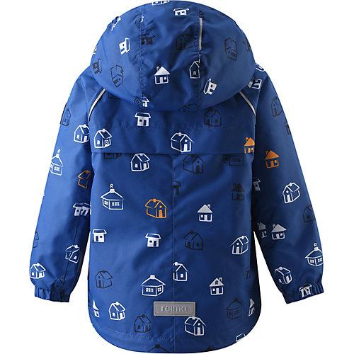 Демисезонная куртка Reima Tontti - pink/gelb от Reima