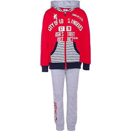 Спортивный костюм iDO - красный от iDO