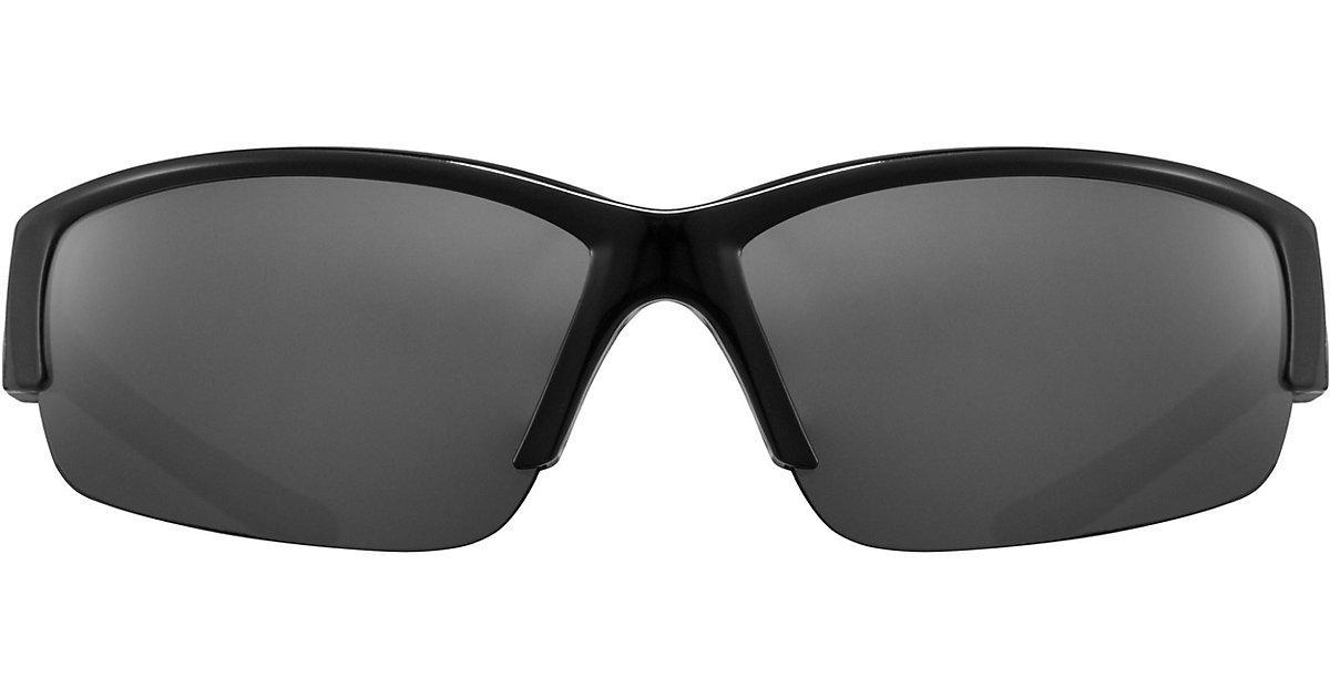 Uvex · uvex Sonnenbrille sportstyle 215 black / ltm.silver Jungen Kinder