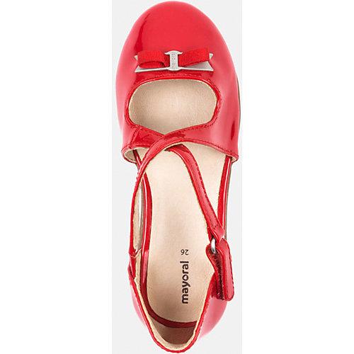 Туфли Mayoral - красный от Mayoral