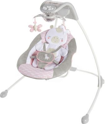 Babyschaukel Flora the Unicorn rosa