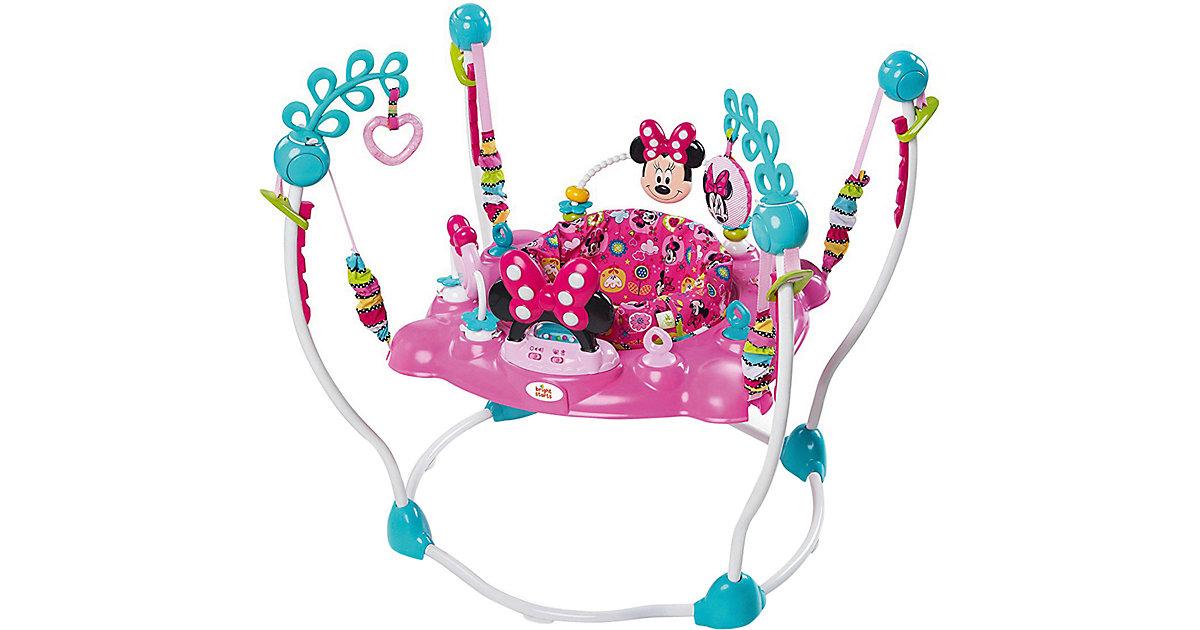 PeekABoo Activity-Hopser Minnie Mouse rosa