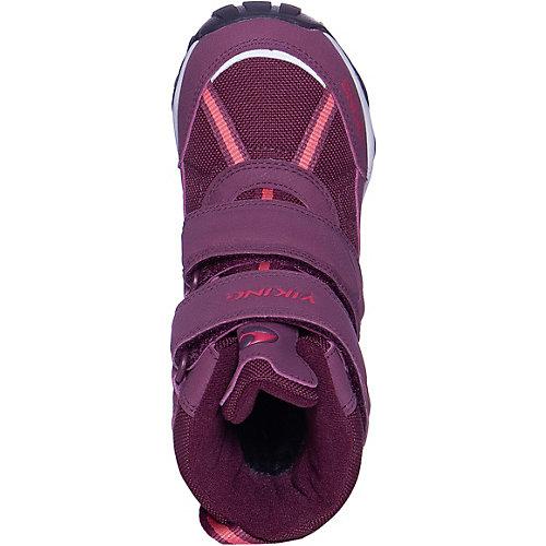 Утеплённые ботинки Viking Bluster II GTX - лиловый от VIKING