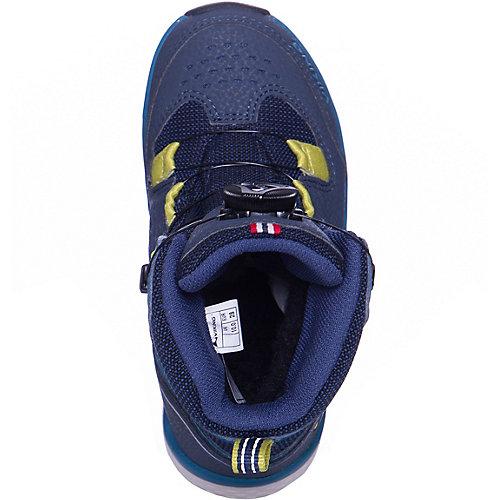 Ботинки Viking Espo Boa GTX - сине-жёлтый от VIKING