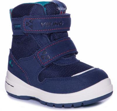 Утеплённые ботинки Viking Tokke GTX - темно-синий