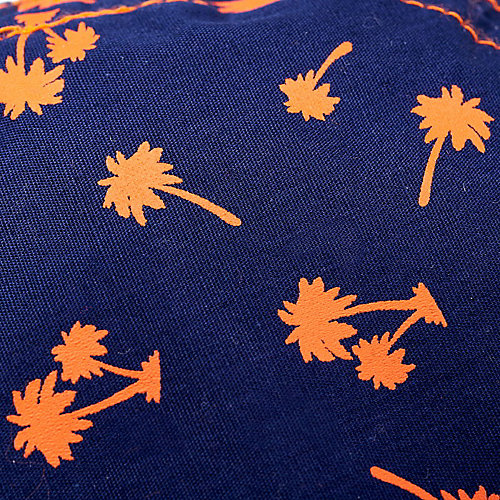 Панама Mayoral - синий/оранжевый от Mayoral