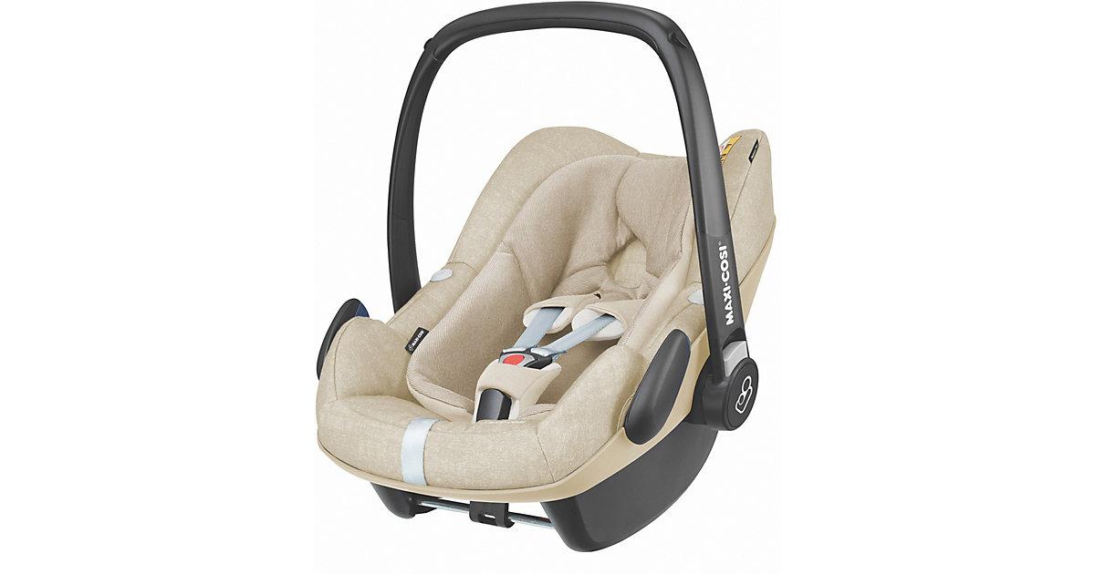 Maxi-Cosi · Babyschale Pebble+ (I-size) , Nomad Sand Gr. 0-18 kg