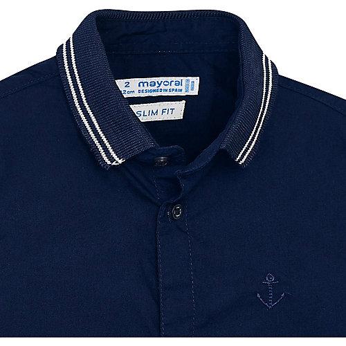 Рубашка Mayoral - темно-синий от Mayoral