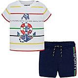 Комплект: Футболка и шорты Mayoral для мальчика