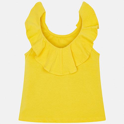 Майка Mayoral - желтый от Mayoral