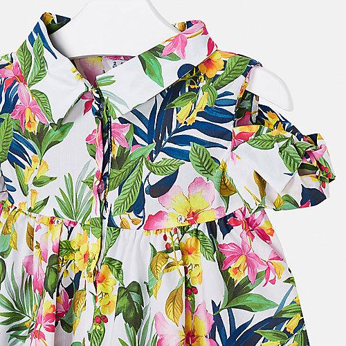 Блузка Mayoral - разноцветный от Mayoral