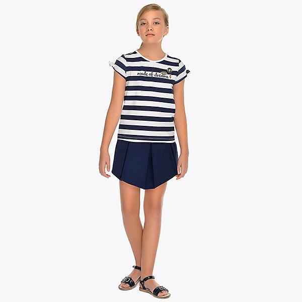 Юбка-шорты Mayoral для девочки