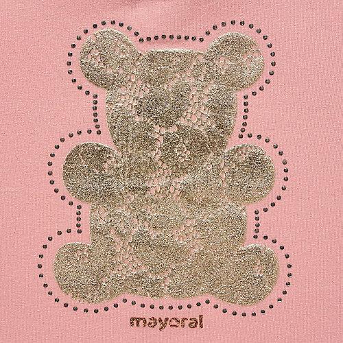 Футболка Mayoral - розовый от Mayoral
