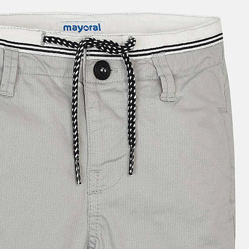 Шорты Mayoral - серый от Mayoral