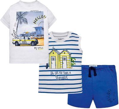 Комплект Mayoral для мальчика - голубой