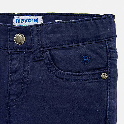Брюки Mayoral - темно-синий от Mayoral