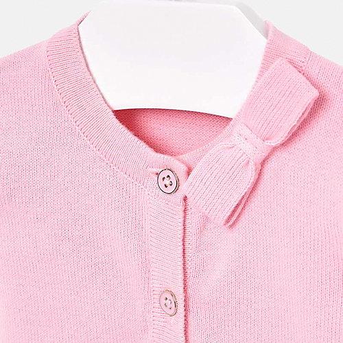 Кардиган Mayoral - розовый от Mayoral