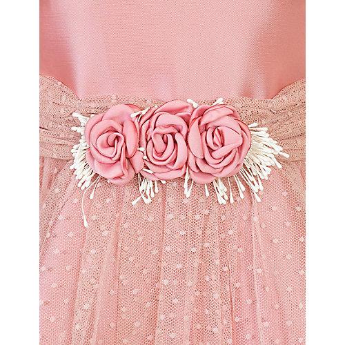 Нарядное платье Abel&Lula - розовый от Abel&Lula