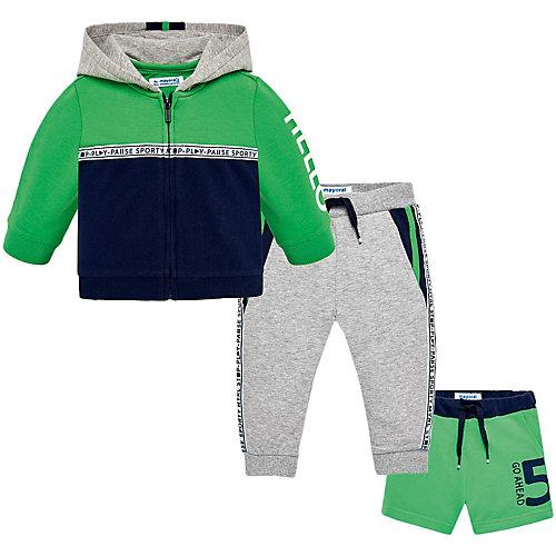 Спортивный костюм Mayoral - зеленый от Mayoral