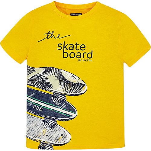 Футболка Mayoral - желтый от Mayoral
