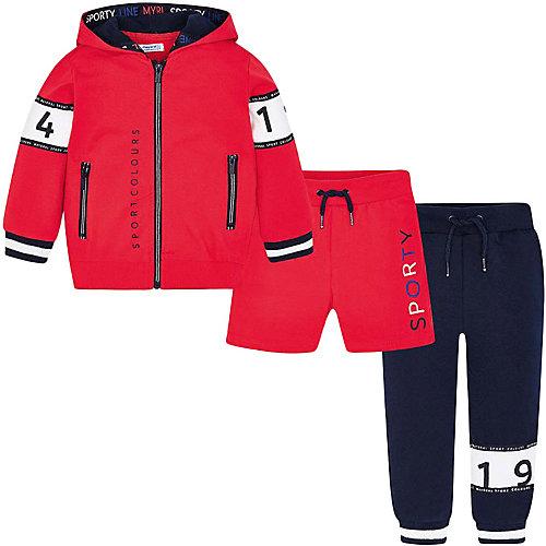 Спортивный костюм Mayoral - красный от Mayoral