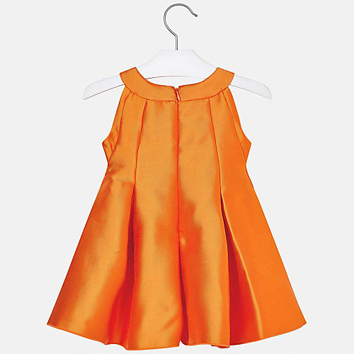 Нарядное платье Mayoral - оранжевый от Mayoral