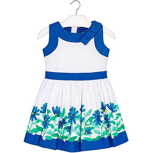 Платье Mayoral - синий от Mayoral