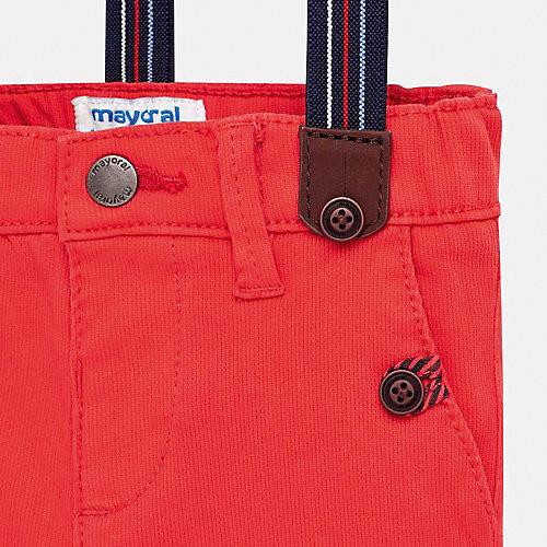 Шорты Mayoral - красный от Mayoral