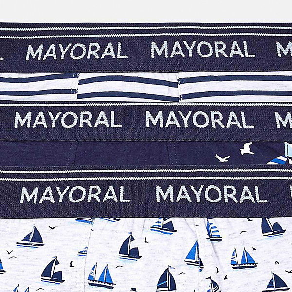 Комплект: Трусы 3шт. Mayoral для мальчика