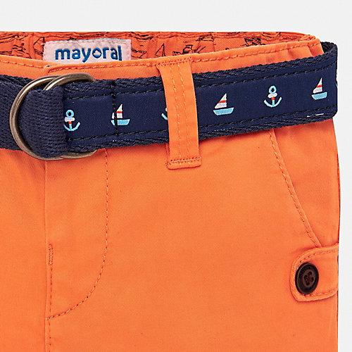 Шорты Mayoral - оранжевый от Mayoral